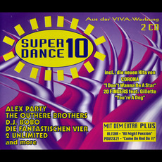Super Dance 10 by Various Artists