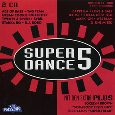 Super Dance 5 by Various Artists