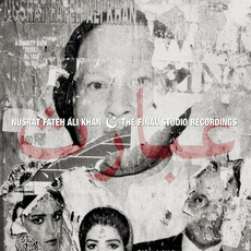 The Final Studio Recordings mp3 Album by Nusrat Fateh Ali Khan