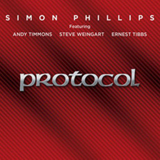 Protocol III mp3 Album by Simon Phillips