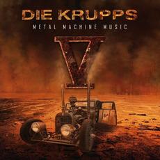 V: Metal Machine Music (Limited Edition) mp3 Album by Die Krupps