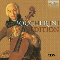 Boccherini Edition, CD5 mp3 Artist Compilation by Luigi Boccherini