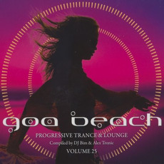 Goa Beach, Volume 25 by Various Artists