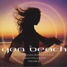 Goa Beach, Volume 16 by Various Artists