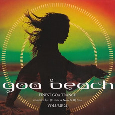 Goa Beach, Volume 21 by Various Artists