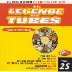 La légende des Tubes, Volume 25 by Various Artists
