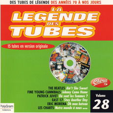 La légende des Tubes, Volume 28 by Various Artists