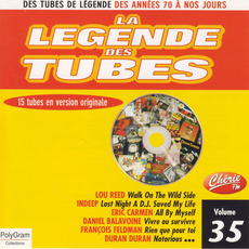 La légende des Tubes, Volume 35 by Various Artists