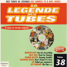 La légende des Tubes, Volume 38 by Various Artists