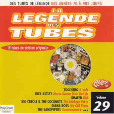 La légende des Tubes, Volume 29 by Various Artists