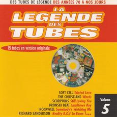 La légende des Tubes, Volume 5 mp3 Compilation by Various Artists