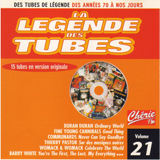 La légende des Tubes, Volume 21 by Various Artists