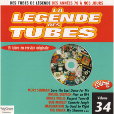 La légende des Tubes, Volume 34 by Various Artists