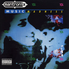 Music Madness mp3 Album by Mantronix