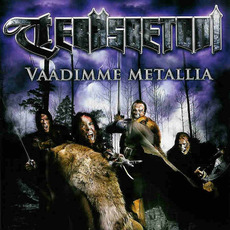 Vaadimme metallia mp3 Album by Teräsbetoni