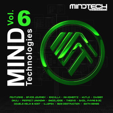 Mind Technologies, Vol.6 mp3 Compilation by Various Artists