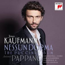Nessun Dorma - The Puccini Album mp3 Album by Jonas Kaufmann