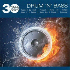 Alle 30 Goed: Drum 'N' Bass mp3 Compilation by Various Artists
