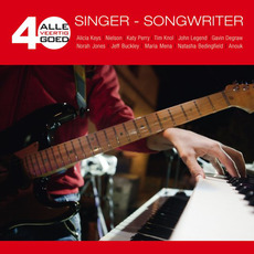 Alle 40 Goed: Singer-Songwriter by Various Artists