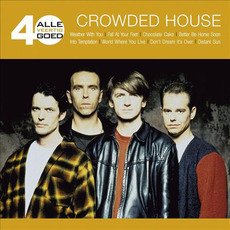 Alle 40 Goed: Crowded House by Crowded House