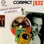 Compact Jazz: Django Reinhardt In Brussels