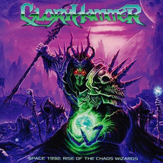 Space 1992: Rise of the Chaos Wizards (Limited Edition) mp3 Album by Gloryhammer