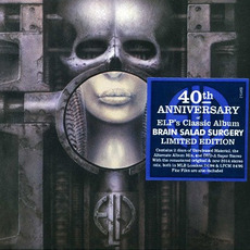 Brain Salad Surgery (40th Anniversary Edition) mp3 Album by Emerson, Lake & Palmer