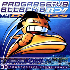 Progressive Attack 6 mp3 Compilation by Various Artists