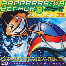 Progressive Attack 9 mp3 Compilation by Various Artists