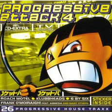 Progressive Attack 4 mp3 Compilation by Various Artists
