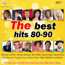 The Best Hits 80-90 by Various Artists