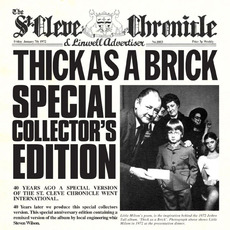 Thick as a Brick (Remastered) mp3 Album by Jethro Tull