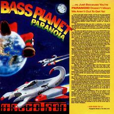 Bass Planet Paranoia mp3 Album by Maggotron