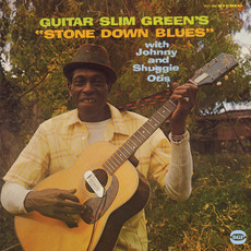 Stone Down Blues (Re-Issue) mp3 Album by Guitar Slim Green