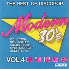 Modern 80's: The Best of Discopop, Volume 4 mp3 Compilation by Various Artists