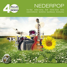 Alle 40 Goed: Nederpop by Various Artists