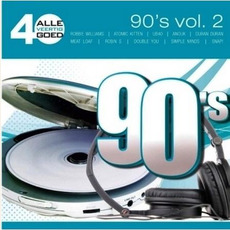 Alle 40 Goed: 90's Volume 2 by Various Artists