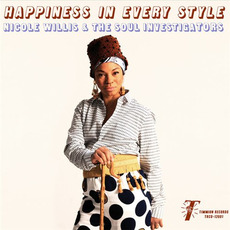 Happiness In Every Style mp3 Album by Nicole Willis & The Soul Investigators