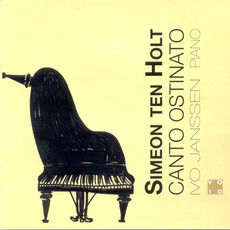 Canto Ostinato mp3 Album by Simeon ten Holt / Ivo Janssen