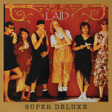 Laid / Wah Wah (Super Deluxe Edition) by James