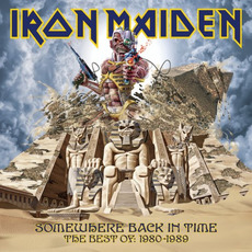 Somewhere Back in Time: The Best of 1980-1989 mp3 Artist Compilation by Iron Maiden