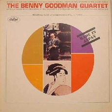 Made In Japan mp3 Album by The Benny Goodman Quartet