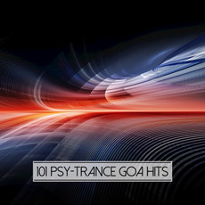 101 Psy-Trance Goa Hits mp3 Compilation by Various Artists