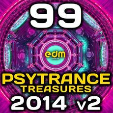 Psy Trance Treasures 2014, Vol. 2: 99 Best of Fullon Progressive & Goa Hits