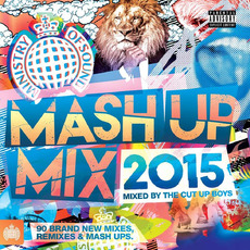 Ministry of Sound: Mash Up Mix 2015 mp3 Compilation by Various Artists