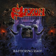 Battering Ram (Limited Edition) by Saxon