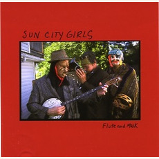 Flute and Mask by Sun City Girls