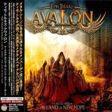 The Land Of New Hope (Japanese Edition) mp3 Album by Timo Tolkki's Avalon