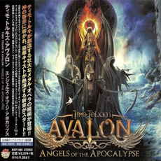 Angels Of The Apocalypse (Japanese Edition) mp3 Album by Timo Tolkki's Avalon