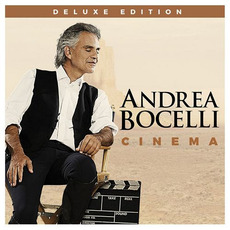 Cinema (Deluxe Edition) by Andrea Bocelli